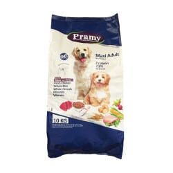 pramy dry dog food